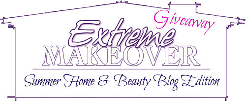 Makeover Home and Beauty Blog Edition
