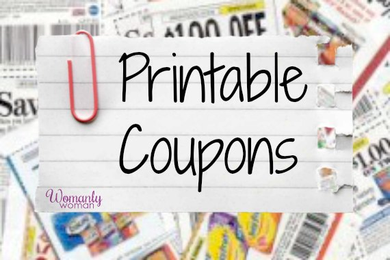 Food Coupons to Help The Wallet Out!  Plus Candy Coupons!