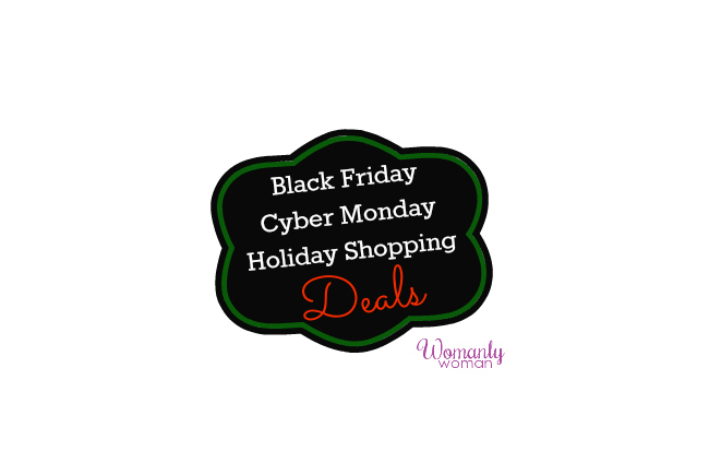 Get Ready for #BlackFriday and #CyberMonday