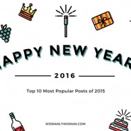 10 most popular posts on WomanlyWoman.com for 2015