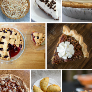 11 Pie Recipes to Prepare you for the Holidays and More!