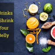 5 Drinks to Shrink Your Belly
