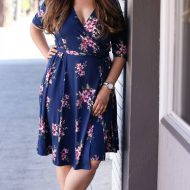 Affordable Dresses Under $100 from Kiyonna Sizes 10 and up